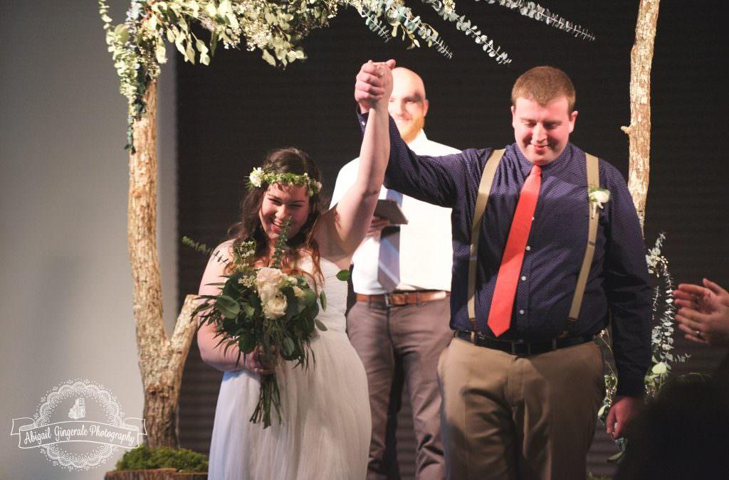 Justin & Nicole's Wedding – Chesapeake, VA