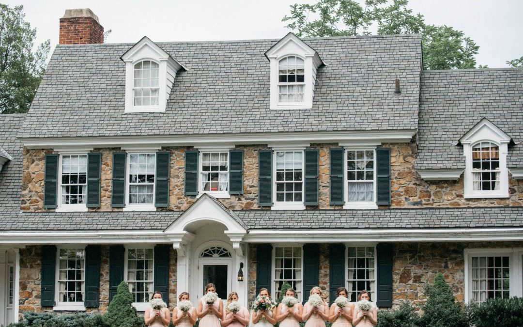 Jamie And Gordon S Rustic Wedding Chimney Hill Estate Inn Lambertville