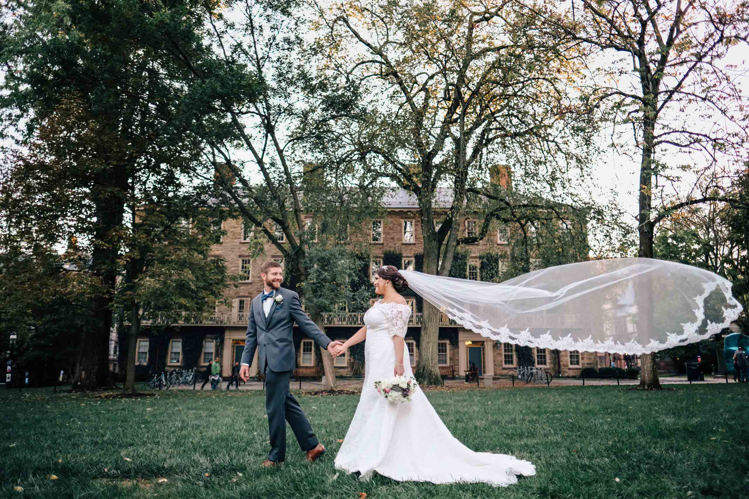 Sara and Chip's Wedding, Princeton, New Jersey