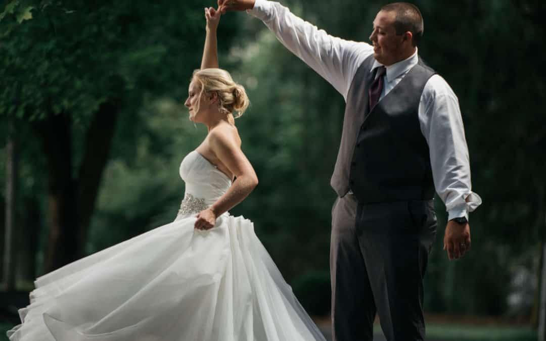 Morgan and Bobby's Wedding // Windows on the Water, Millstone NJ