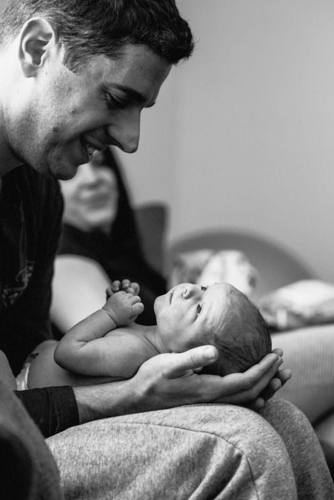 JJ Lucarelli Lifestyle Newborn Photos