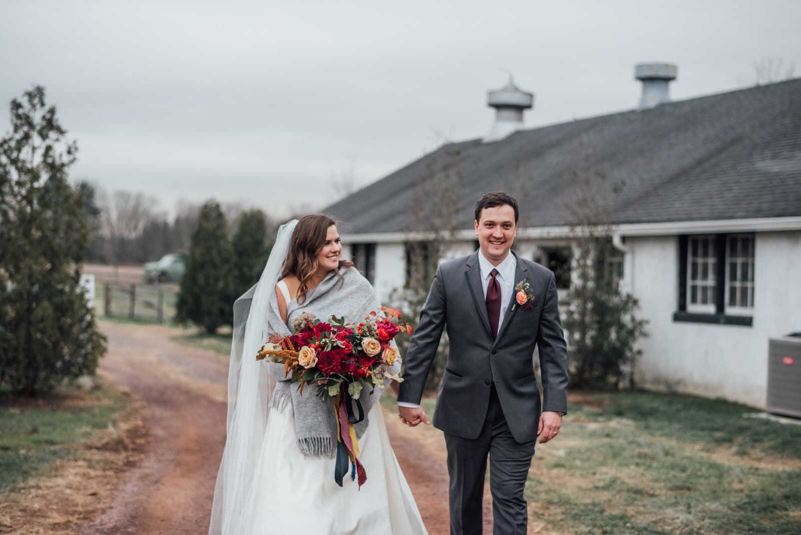 Rustic Barn Wedding Venue - Durham Hill Farm