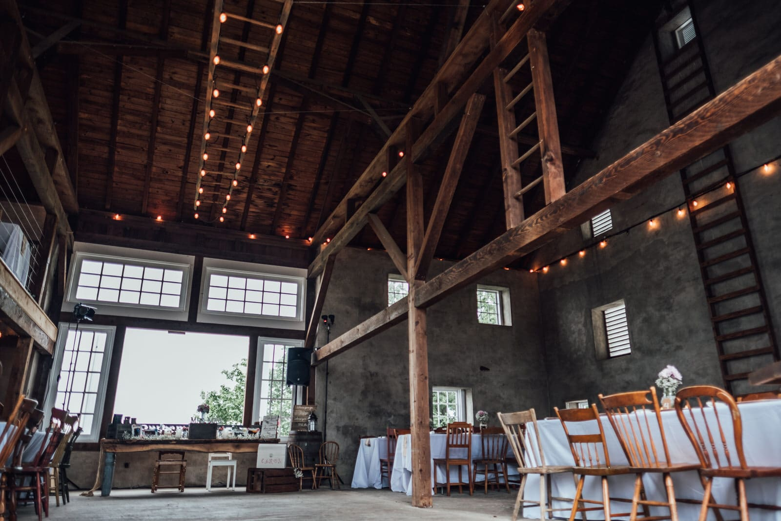 Barn Wedding Venue - Durham Hill Farm