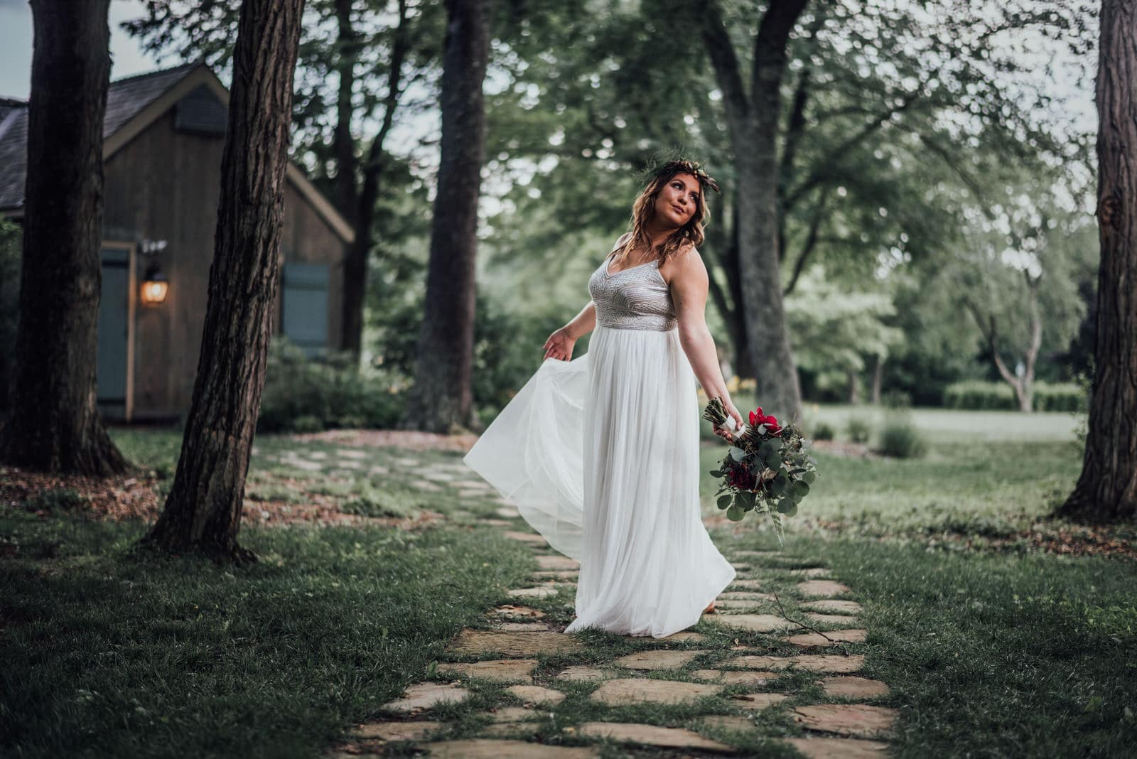 new jersey wedding dress