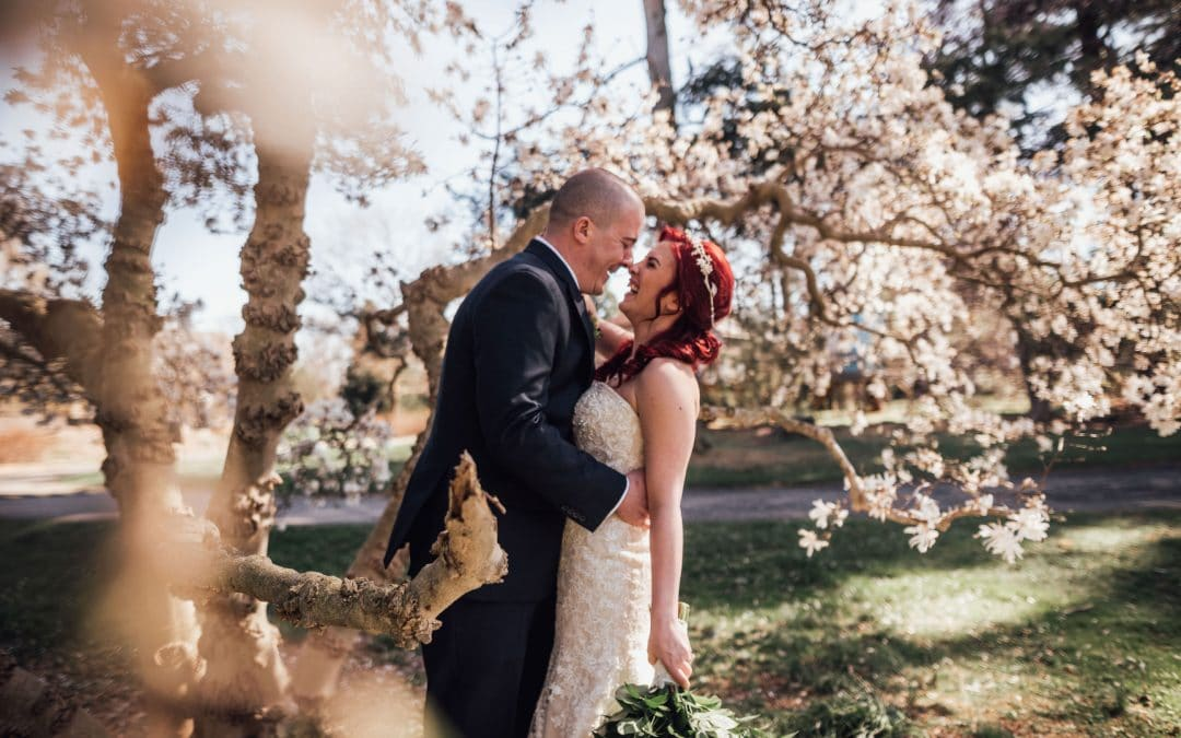 Brianna's Wedding Experience – Tyler Arboretum, Media, PA