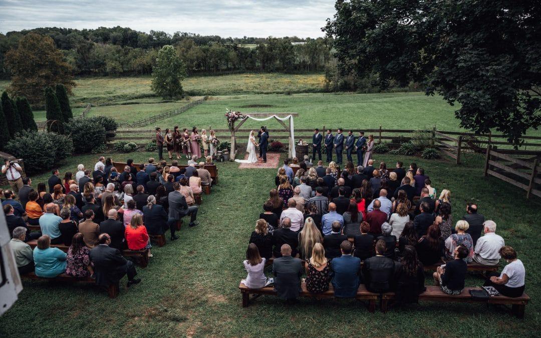 Allyson + Steve's Wedding – Durham Hill Farm Weddings – Bucks County, PA