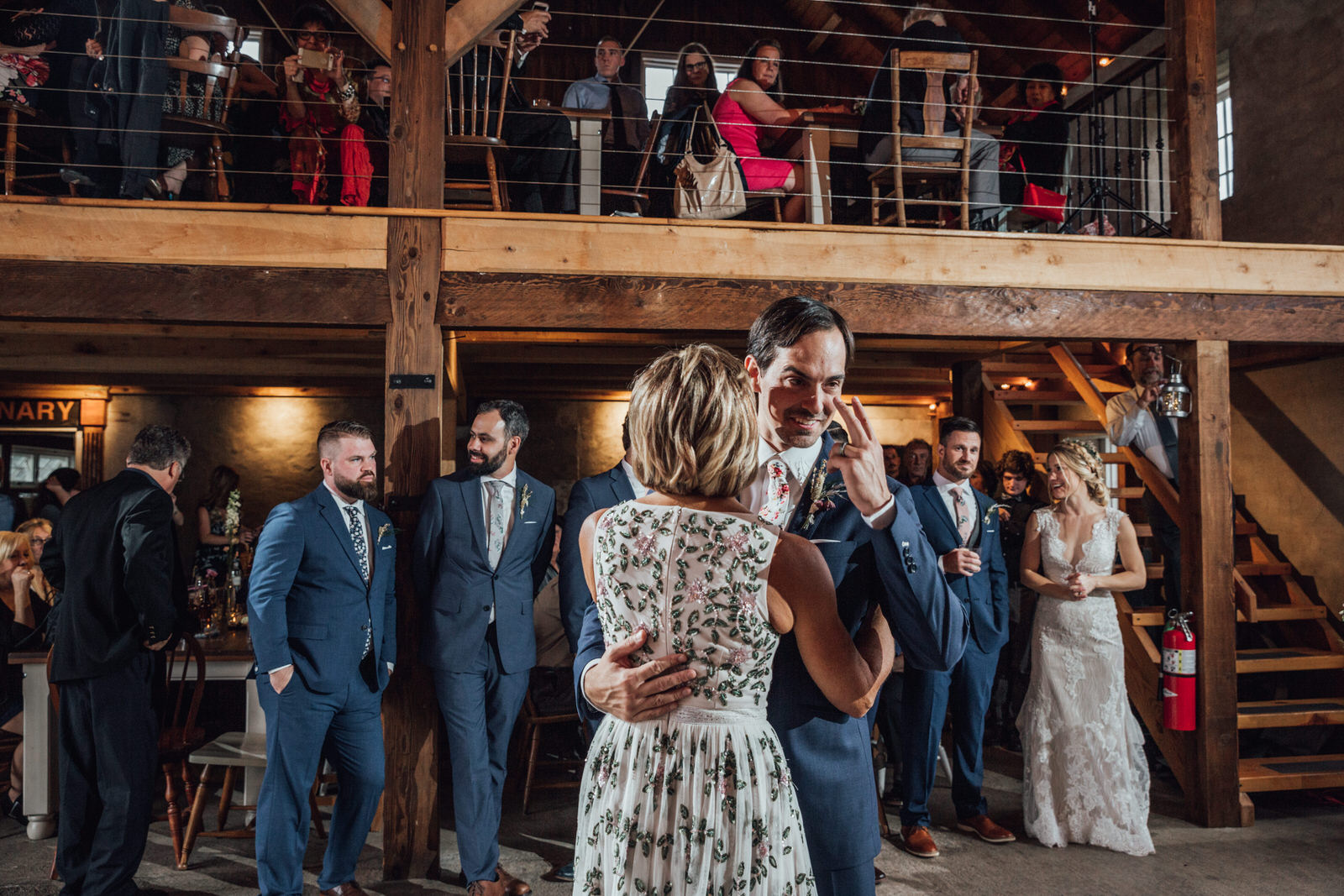 parent dances durham hill farm barn wedding venue